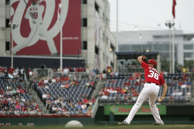 Washington Nationals Are Approaching Some Truly Magic Numbers