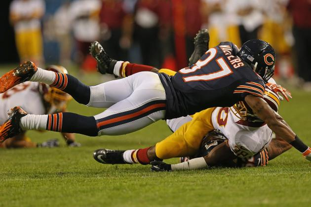 Chicago Bears: Depth at Safety a Major Concern 2 Weeks Before Season Opener