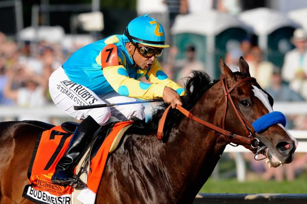 Breaking News: Bodemeister Retired to Winstar Farm with Shoulder Injury