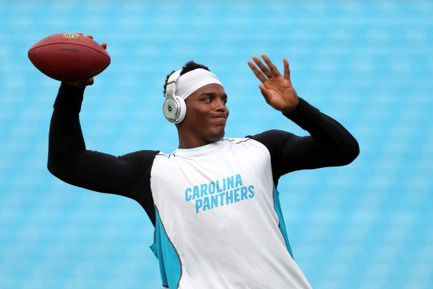 Cam Newton: Fantasy Draft Value, Red Flags and Predictions for Panthers QB