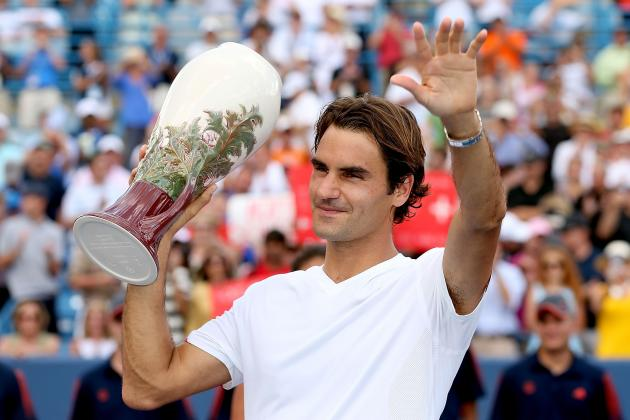 Roger Federer: Why US Open Is Fed's to Lose