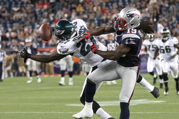 New England Patriots: Donte' Stallworth Could Be on the Outs