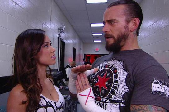 WWE: Why the Dynamic Between CM Punk and AJ Lee Is Good for RAW