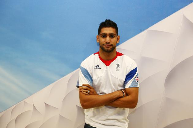 Amir Khan: 'I've Been Managed Right and I Am the Boss'