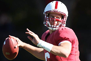 Stanford Picks Nunes to Replace Luck as Starting QB