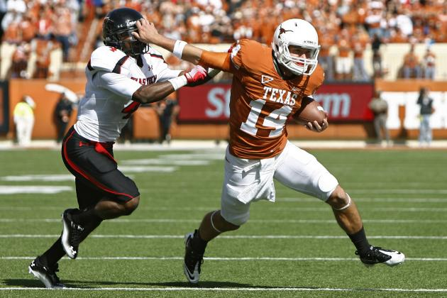 Texas Football: If David Ash Truly Is Starting QB Longhorns Should Not Flip Flop