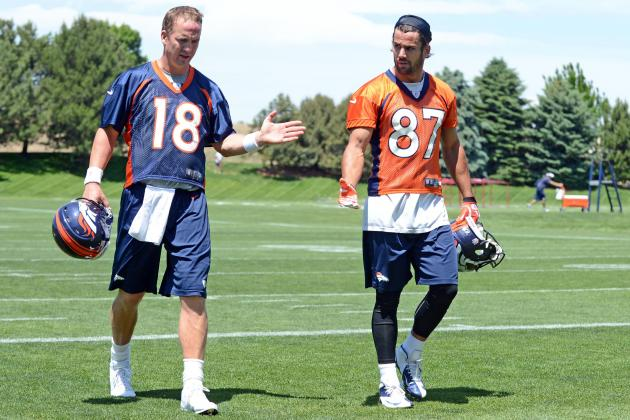 Peyton Manning: Eric Decker Will Become Star QB's Top Target