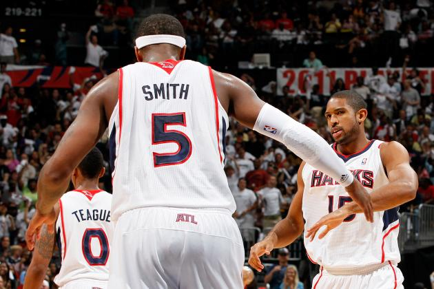 NBA Podcast: Complete Atlanta Hawks 2012-13 Season Preview