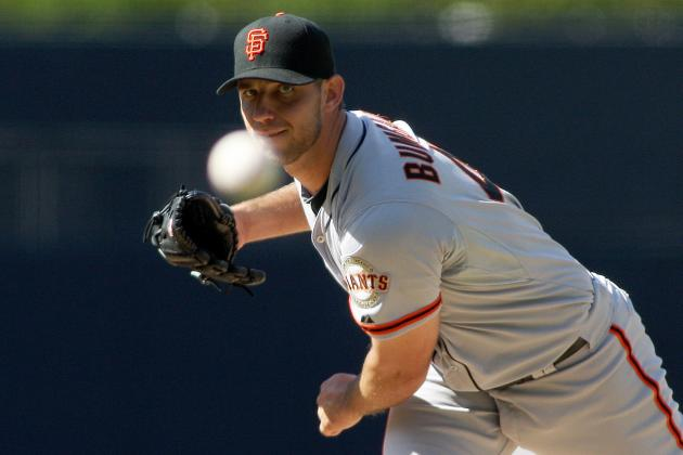 Madison Bumgarner vs. Clayton Kershaw: Which Ace Lefty Is Better Right Now?