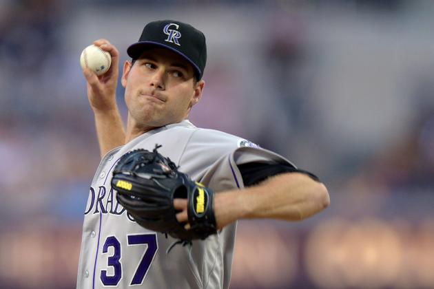 Ottavino Opening Eyes with Strong Pitching of Late