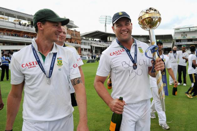 South Africa Beat England in Third Test to Become World's Best Cricket Team