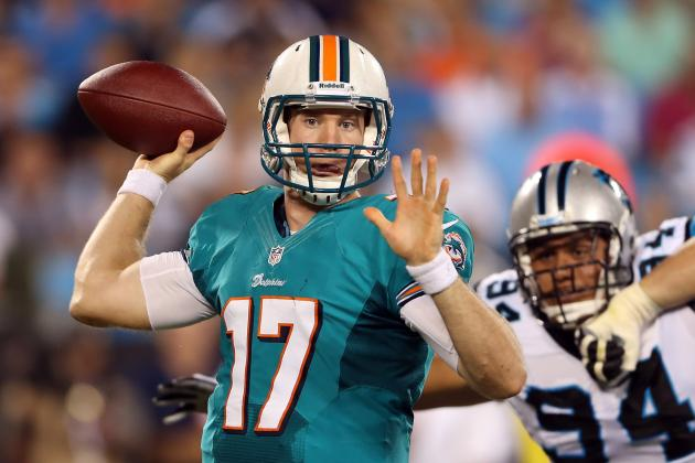 Ryan Tannehill: What to Expect from the Miami Dolphins' Rookie QB This Season