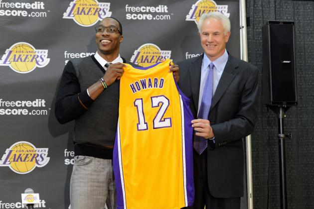 Dwight Howard: Why the Lakers' Newest Star Is a Lock to Re-Sign in L.A.