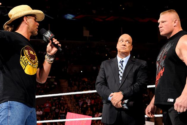 Shawn Michaels: Why He Needs 1 Final Match Against Brock Lesnar