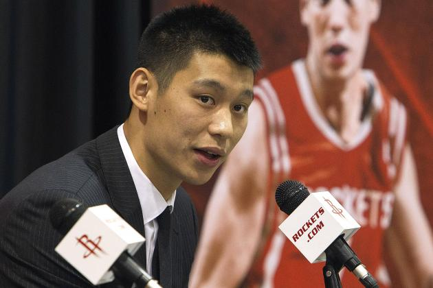 Jeremy Lin: Why Rockets' New Guard Will Rejuvenate Entire Franchise