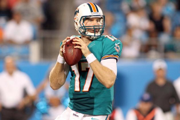Why Miami Dolphins Made the Right Choice Naming Ryan Tannehill Starting QB