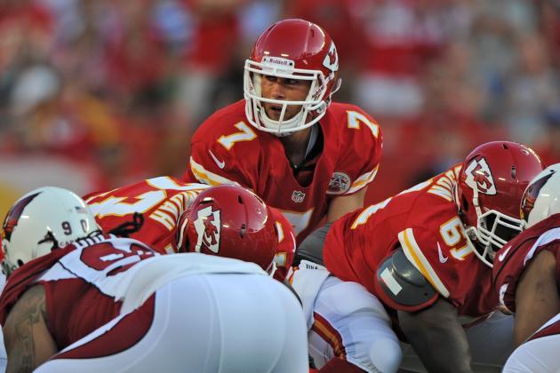 Projecting the Kansas City Chiefs' Final 53-Man Roster After Preseason Week 2