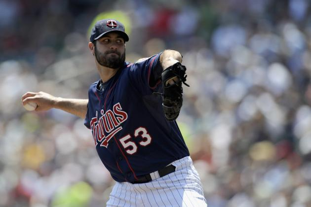 Minnesota Twins: With Nick Blackburn Gone, Things Are Looking Up