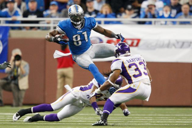 2012 Fantasy Football Mock Draft: Wide Receivers Worthy of First-Round Picks