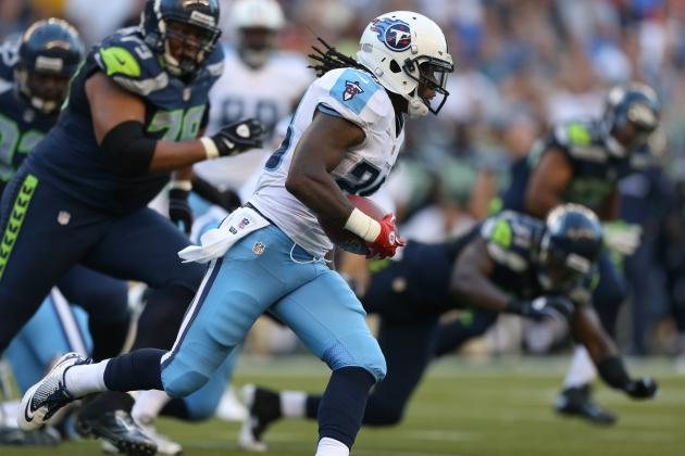 Fantasy Football 2012: Will Chris Johnson Come Through for Tennessee Titans?