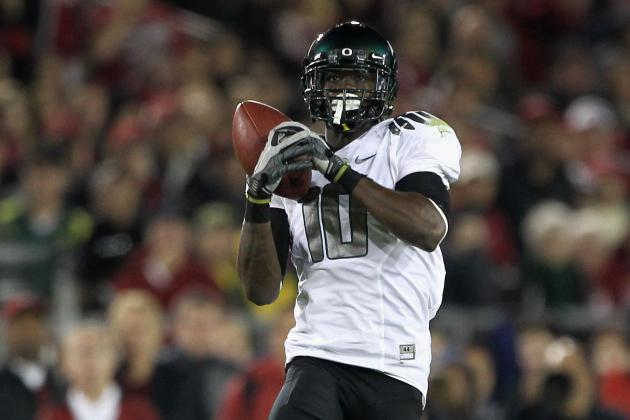 Oregon Ducks Football: Why Receiver Is the Biggest Position Concern