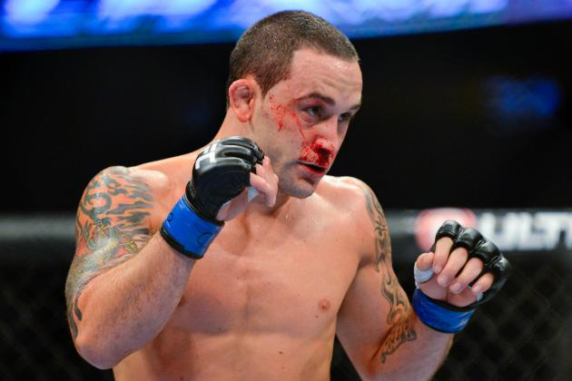 Frankie Edgar Drops to Featherweight, Wants to Debut This Year
