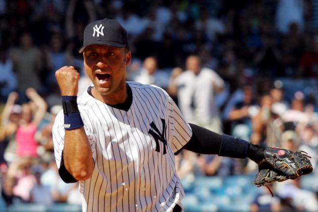 Derek Jeter: N.Y. Yankees Icon Sets Sights on Willie Mays
