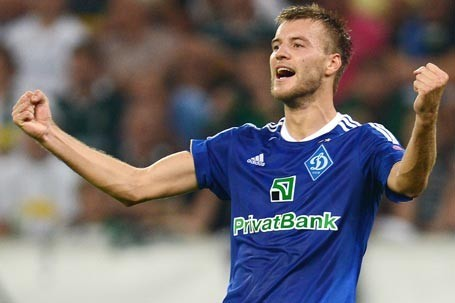 Andriy Yarmolenko Is Poised to Star for Dynamo Kiev in the Champions League