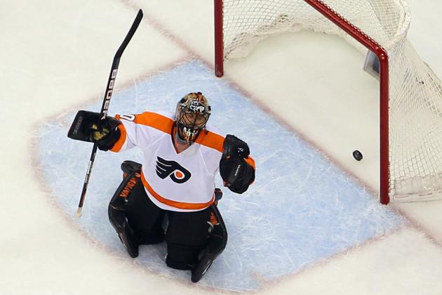 Philadelphia Flyers: How Long Before They Pull the Plug on Ilya Bryzgalov?