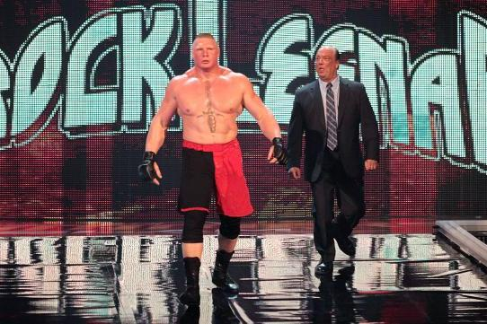 WWE: Why Brock Lesnar Must Face the Undertaker
