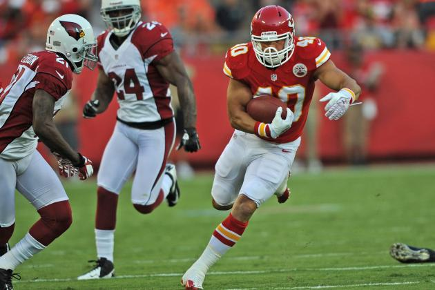2012 NFL Preseason: Could Kansas City Chiefs Keep 4 Tight Ends on the Roster?