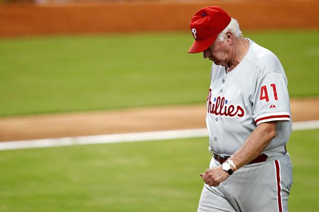 Philadelphia Phillies Need to Replace Charlie Manuel in 2013