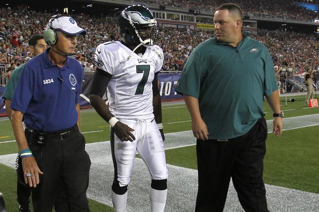 Fantasy Football 2012: Why I Already Regret Drafting Michael Vick
