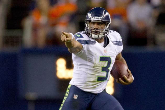 Seattle Seahawks: Russell Wilson to Start Week 3 Versus Kansas City Chiefs
