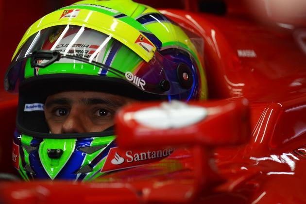 Formula 1 Midseason Report: Felipe Massa