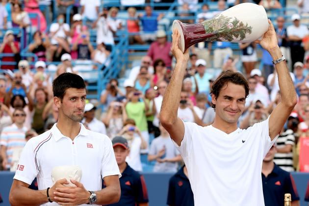 U.S. Open 2012: Will Novak Djokovic Surpass Roger Federer as Hard Court King?