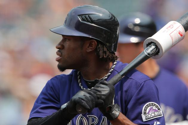 Eric Young Jr. Lands on the Disabled List; Jhoulys Chacin Activated