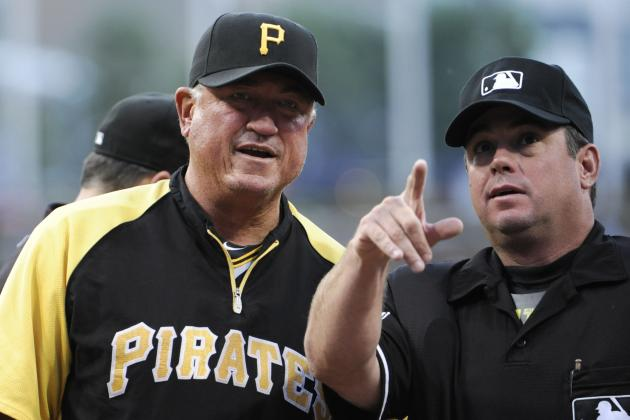 Clint Hurdle Takes a Loss in the Pirates' 7-5 Defeat to the Padres