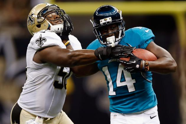 NFC South Morning Jog: Curtis Ofton Continued to Play on High-Ankle Sprain