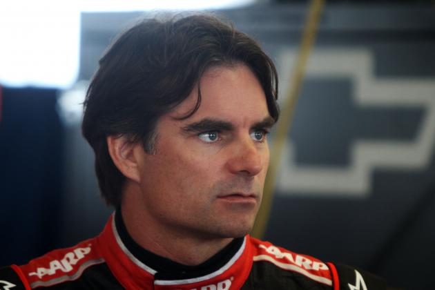 Is Jeff Gordon's Sprint Cup Career on the Decline?