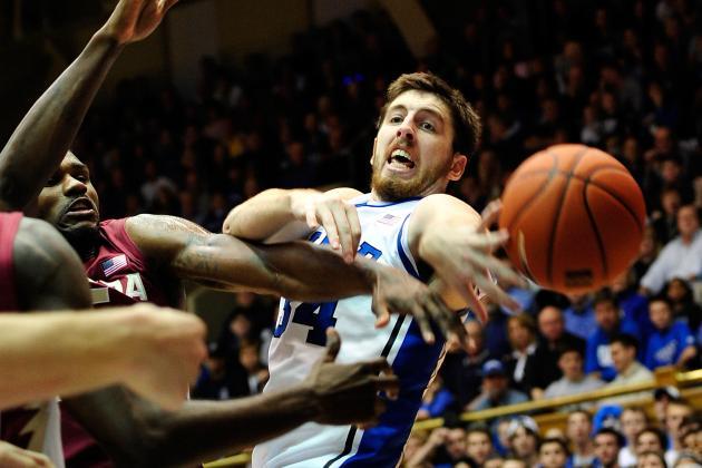 Duke Basketball: Will Duke PF Ryan Kelly Finally Become a Front Court Force?