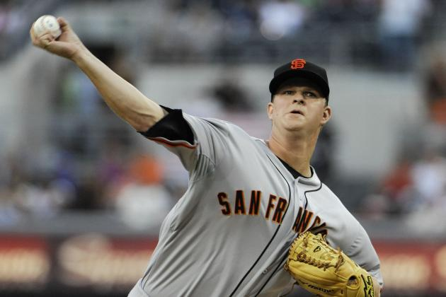 Which SF Giants Pitcher Would You Pick for a 1-Game Wild-Card Playoff?