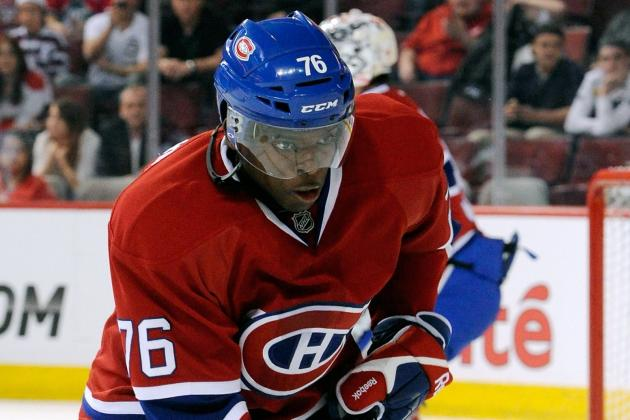 Montreal Canadiens: What Is the Fair Market Price for Free Agent P.K. Subban?