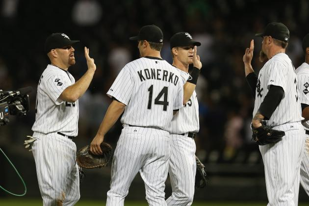 Chicago White Sox Ready to Climb Above the 'SI Line'