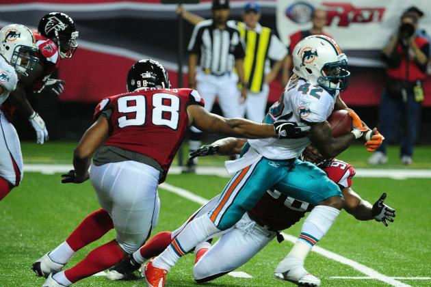 Falcons vs. Dolphins: TV Schedule, Live Stream, Radio, Game Time and More