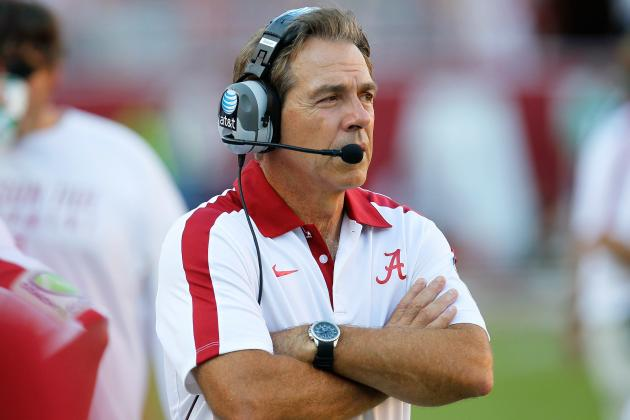 SEC Football: Nick Saban Fires Back at Steve Spurrier 4 Months After Jab