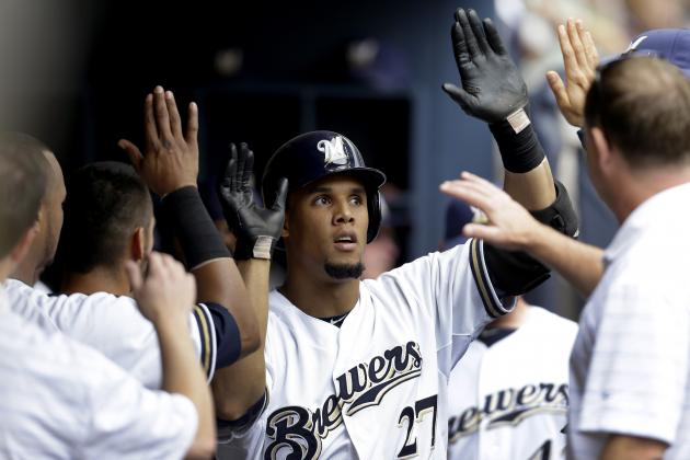 Milwaukee Brewers: Why Carlos Gomez Deserves an Extension