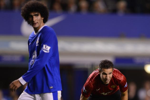 Manchester United Transfer News: Sir Alex Must Bid for Marouane Fellaini