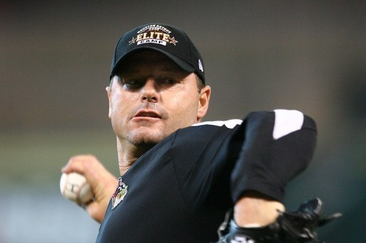 Roger Clemens Scheduled to Join Skeeters, Scott Kazmir Placed on Inactive List