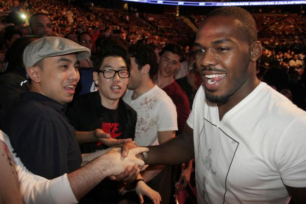 Jon Jones Just Another Example of Fans Being Eager to Tear Down a Success
